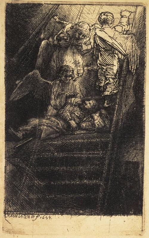 Рембрандт Харменс ван Рейн / Jacobs Dream