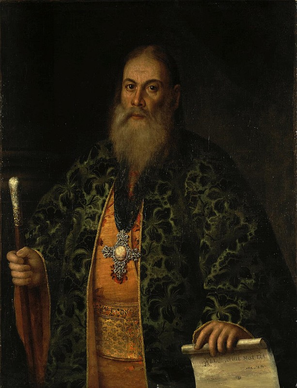 Антропов, Алексей Петрович - Портрет Федора Дубянского