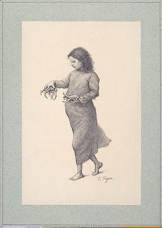 Feyan Eugene - Девушка, Несущая Крабов