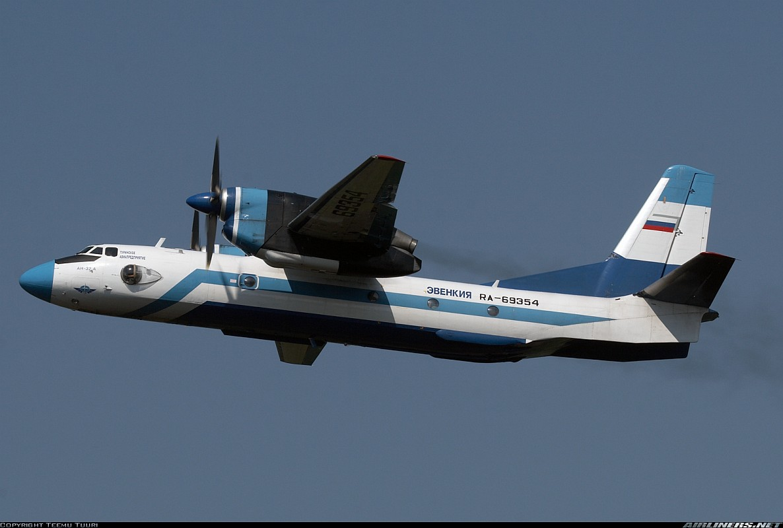 Antonov An-32A