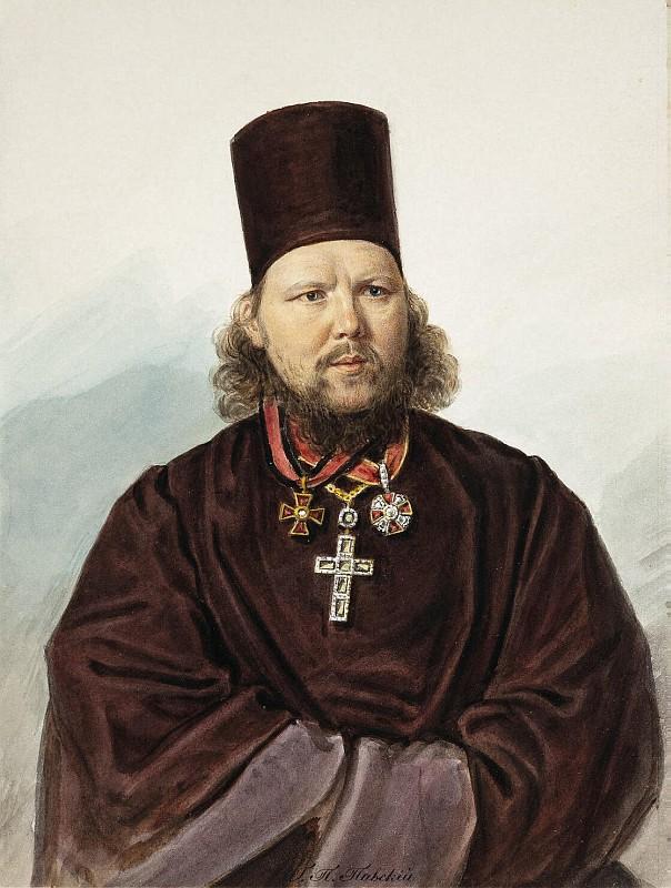 Reimers I F - Портрет Герасима Павского