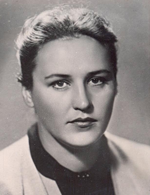 Мордюкова, Нонна Викторовна