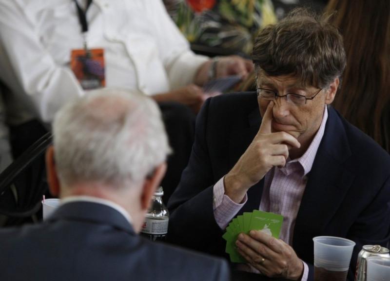 Основатель компании «Microsoft» Билл Гейтс