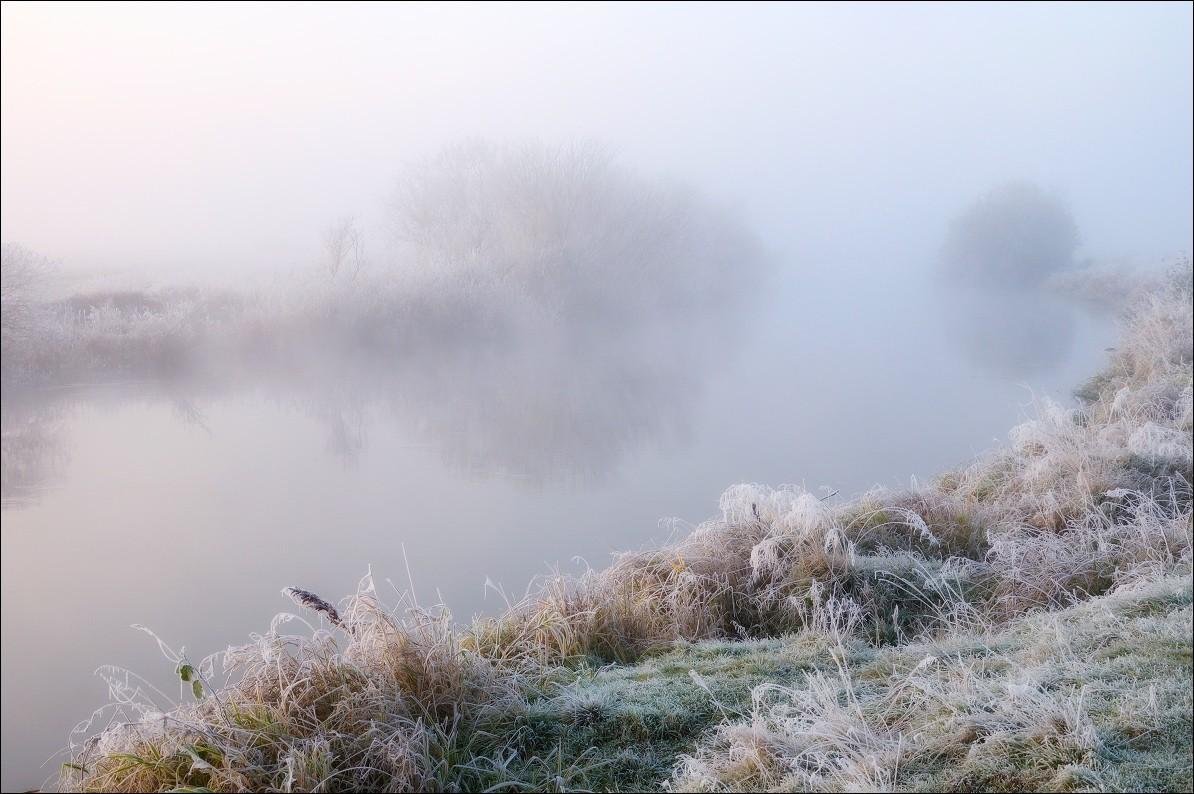 Хрустальные берега туманной речки