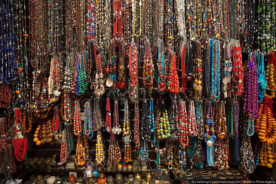 Марокканские рынки