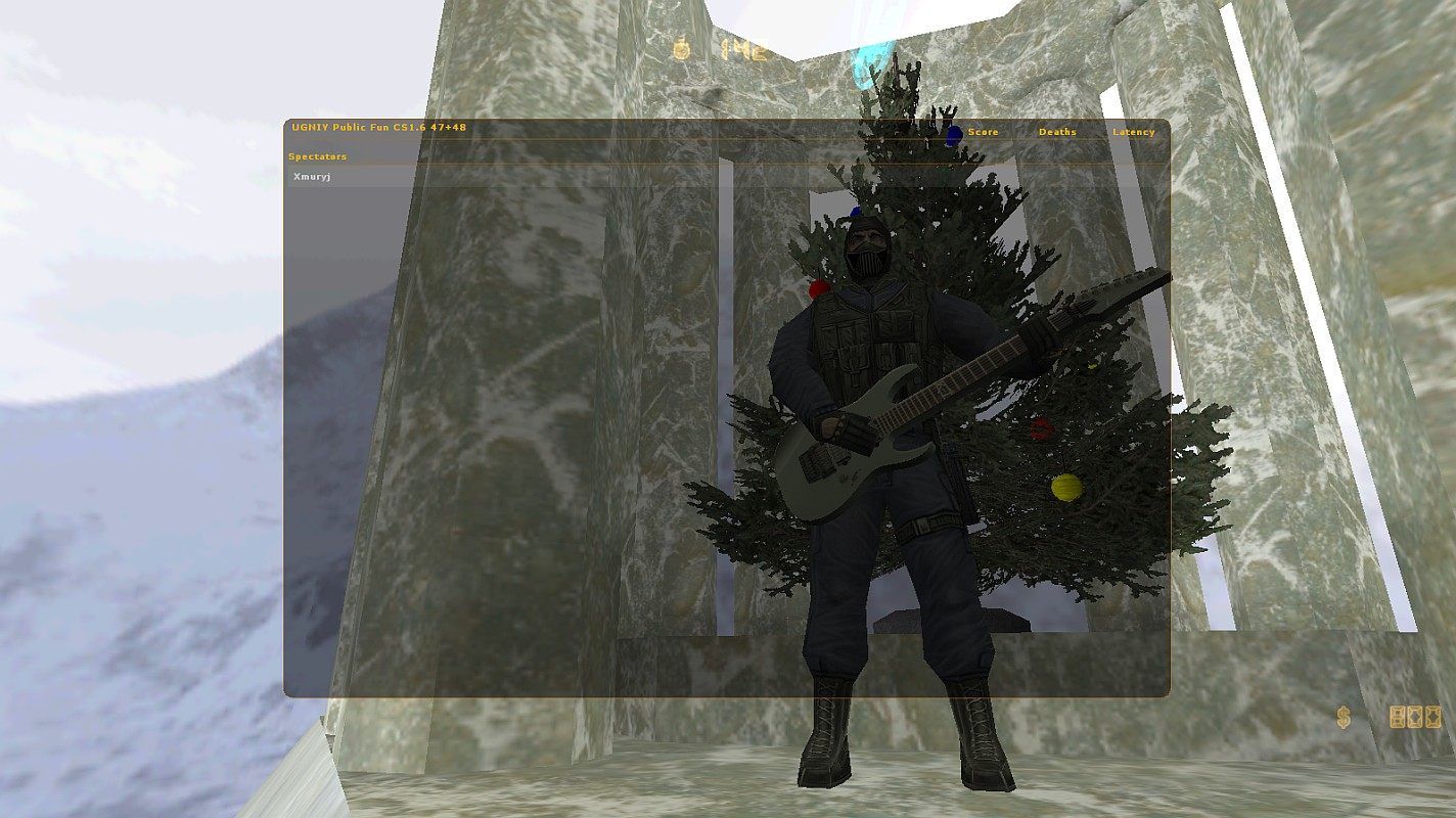 Xmuryj in Counter-Strike