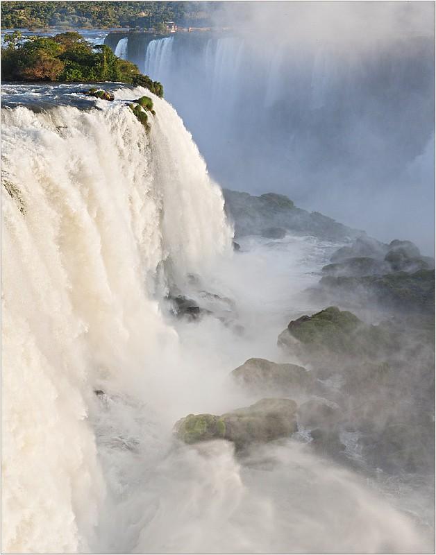 Iguassu Falls National Park Brazil