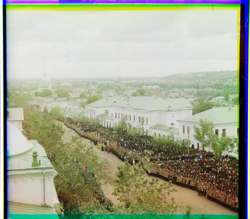 С.М. Прокудин-Горский - Белогород. 1911 г.