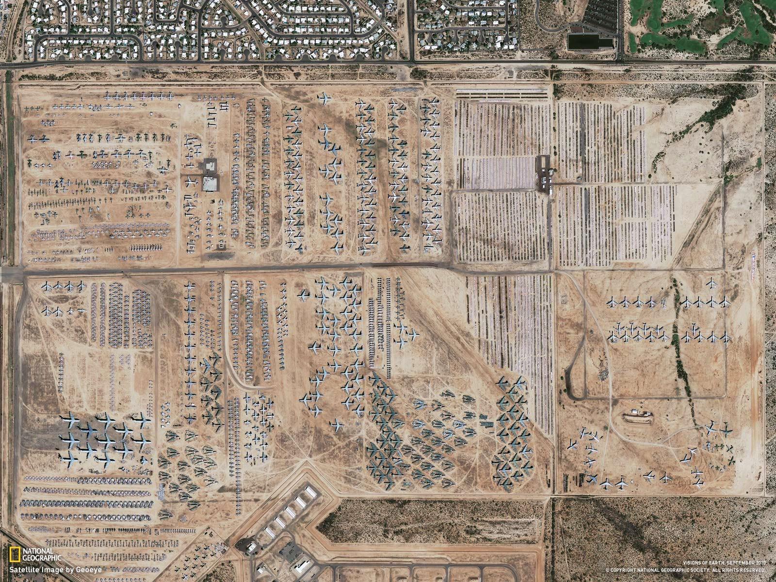 кладбище ВВС США