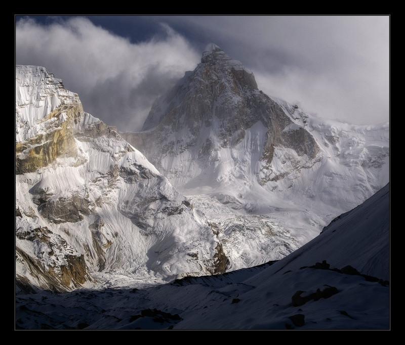 Талай Сагар (Thalay Sagar, 6904 м)