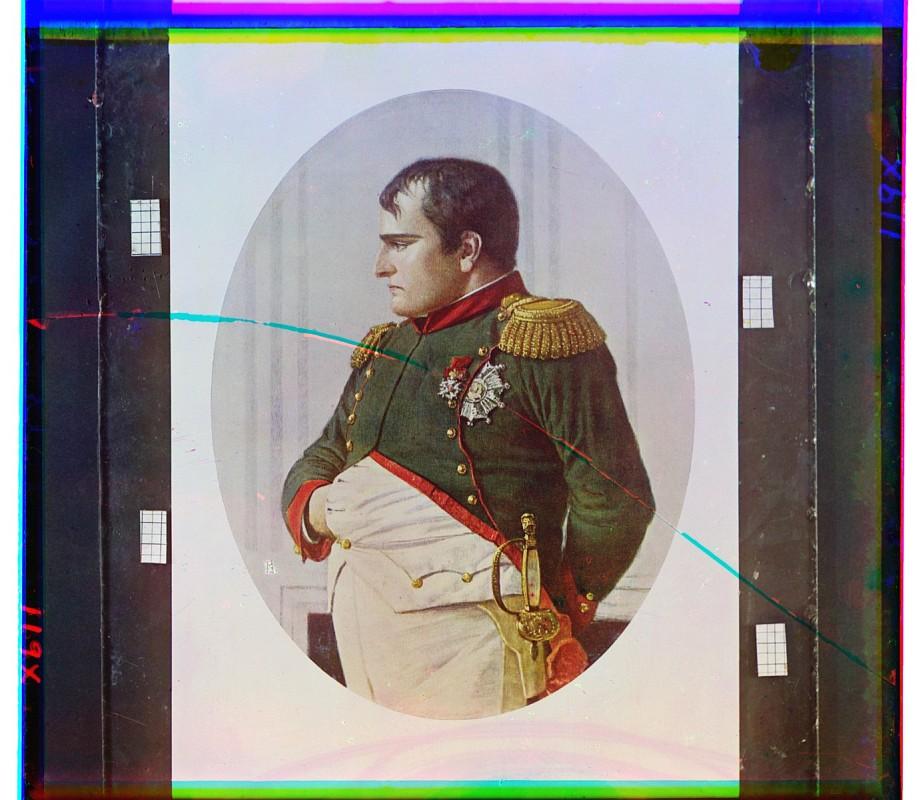 Портрет Наполеона. Местоположение В Бородинском музее