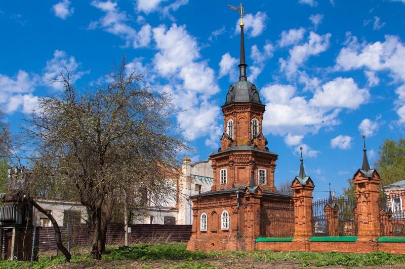 Volokolamsk Kremlin