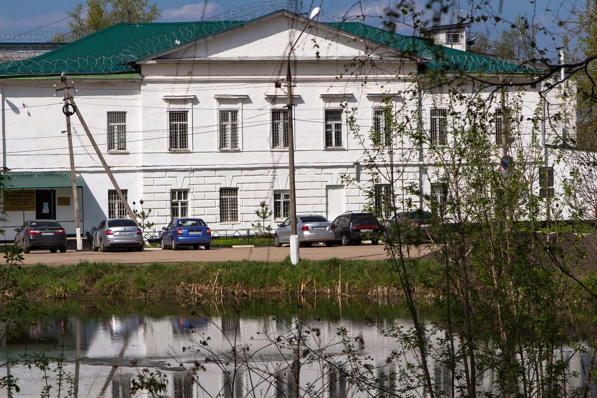 Волоколамский кремль