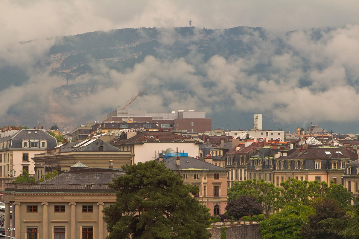 Женева - Старый город