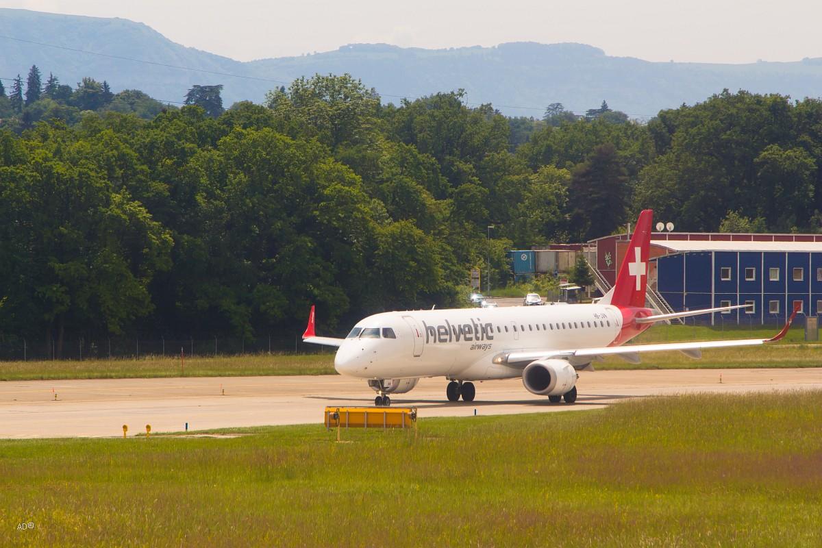 Авиаперелет Женева-Москва - Женева