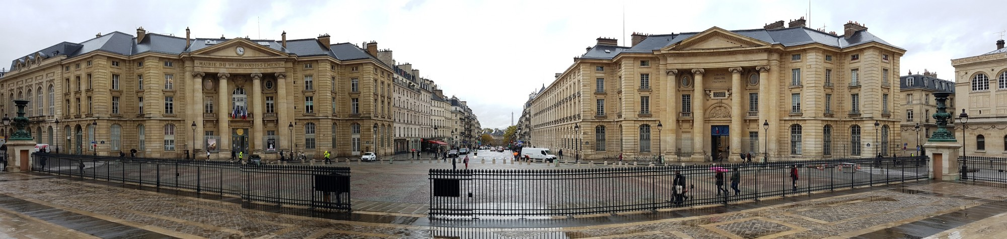 Площадь Пантеона