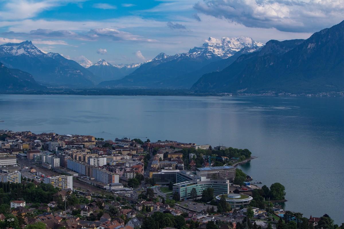 Женева - Веве