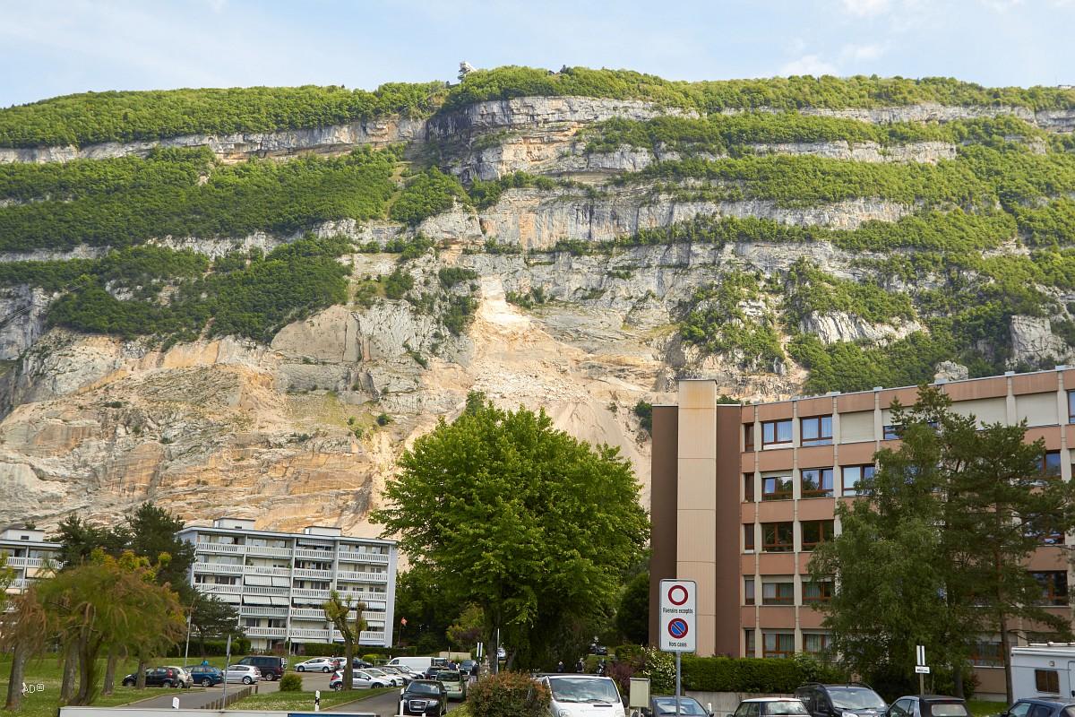 Женева - Салев, предгорье