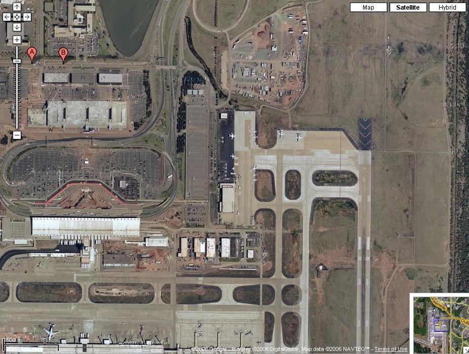 аэропорт Dulles