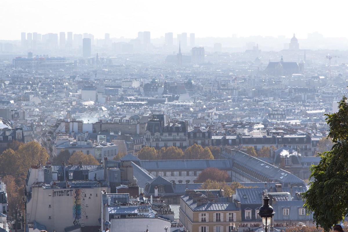 Париж 2018 - Монмартр