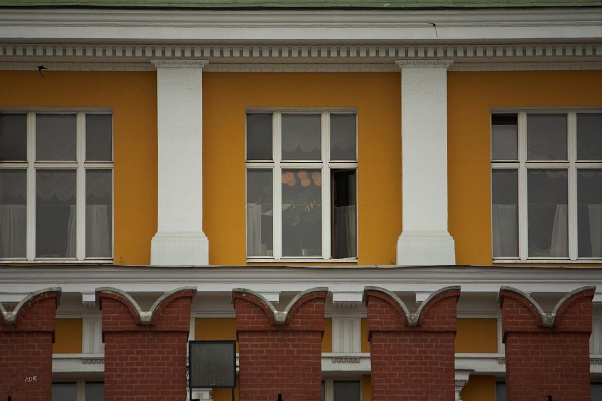 Заглядывая в кремлевские окна