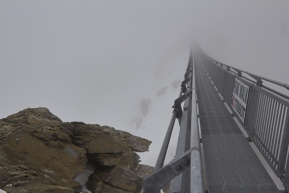 Женева - Се Руж (Peak Walk - Прогулка по пикам)