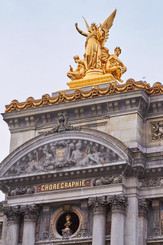 Париж 2018 - День четвертый