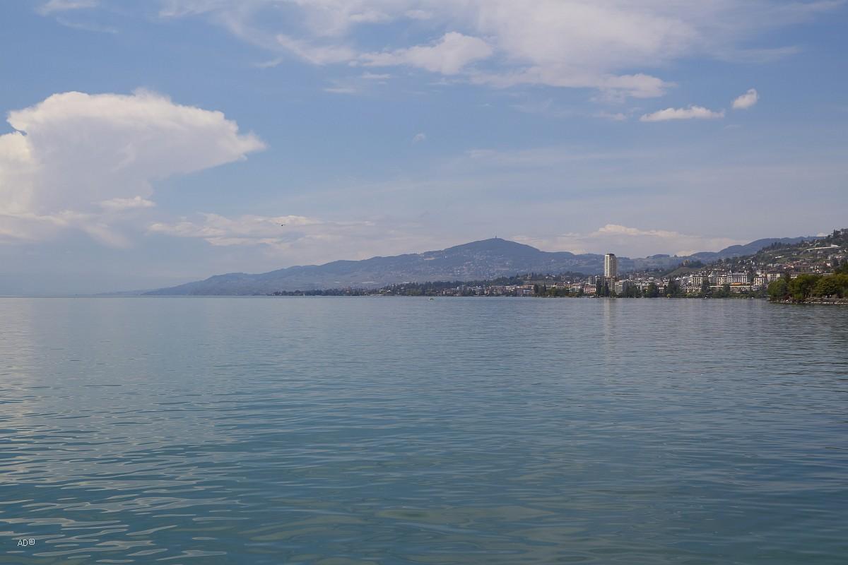 Женева - Монтре - Набережная
