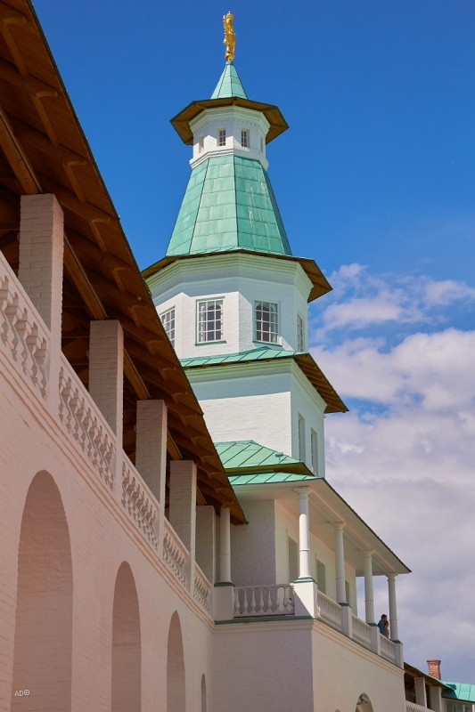 Новоиерусалимский монастырь - Детали