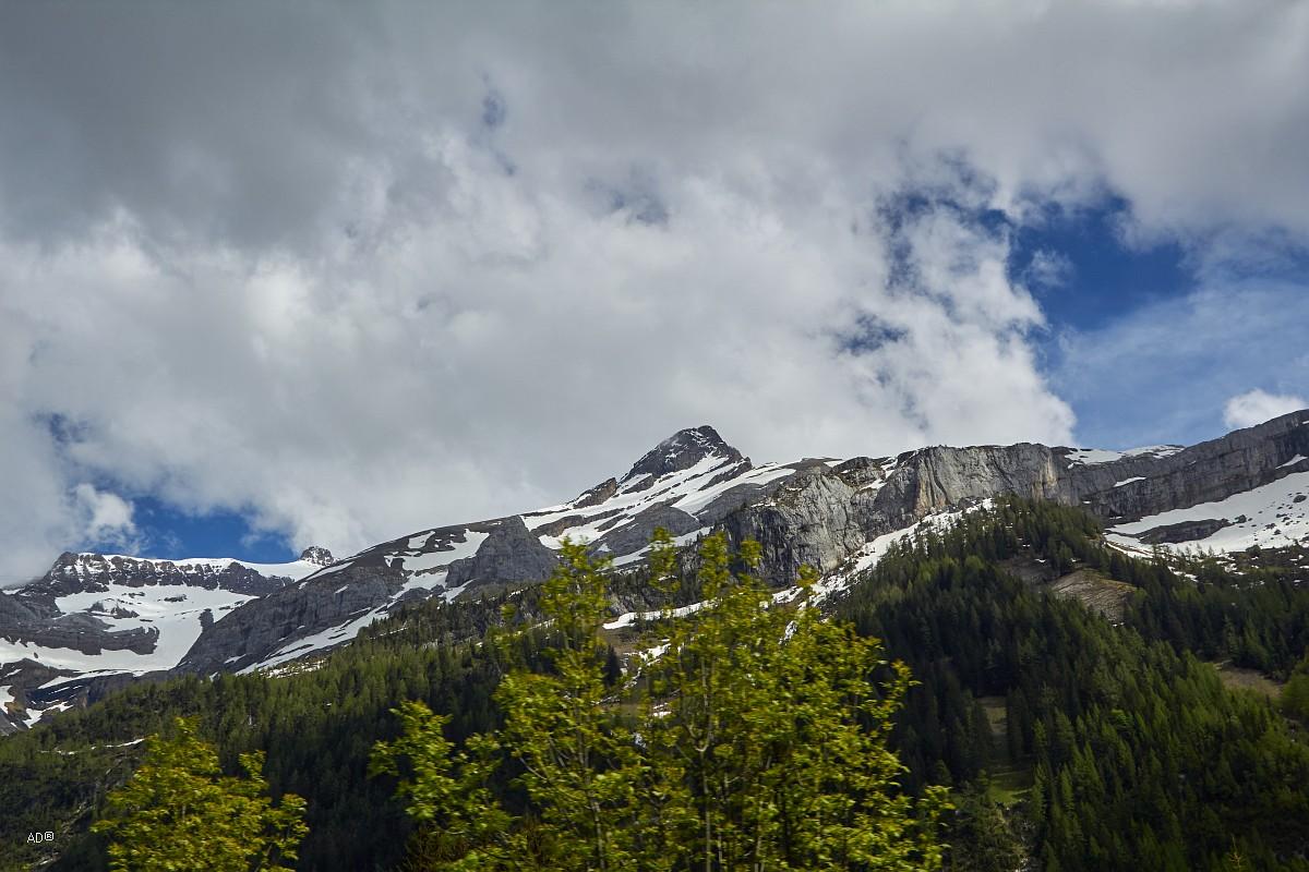 Ледник (Glacier) 3000 - Женева