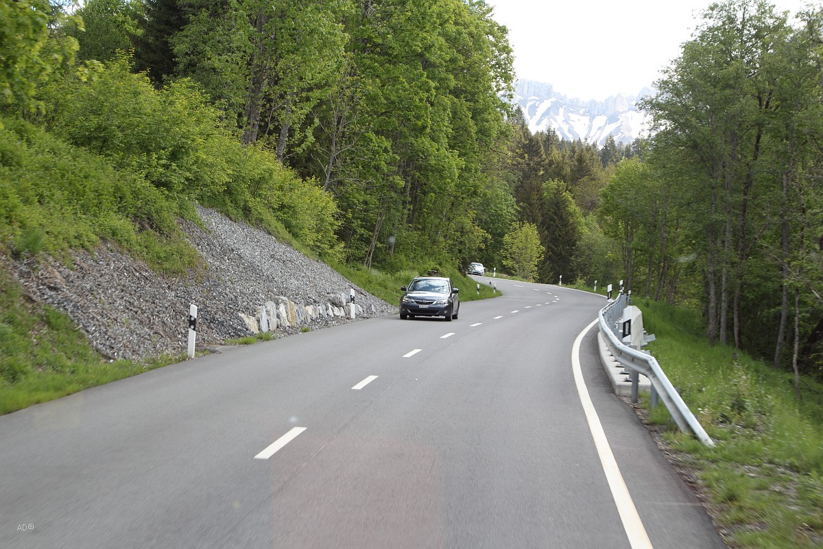 Женева - Ледник (Glacier) 3000