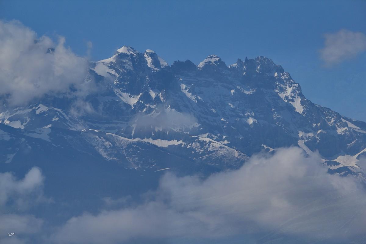 Женева - Ледник (Glacier) 3000, Альпы