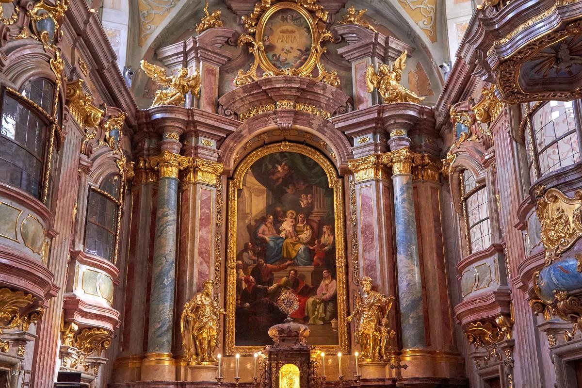 Вена, церкви — Церковь св. Анны