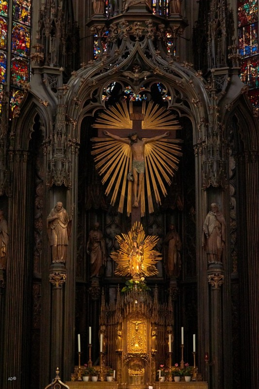 Вена, церкви — Мария ам Гештаде