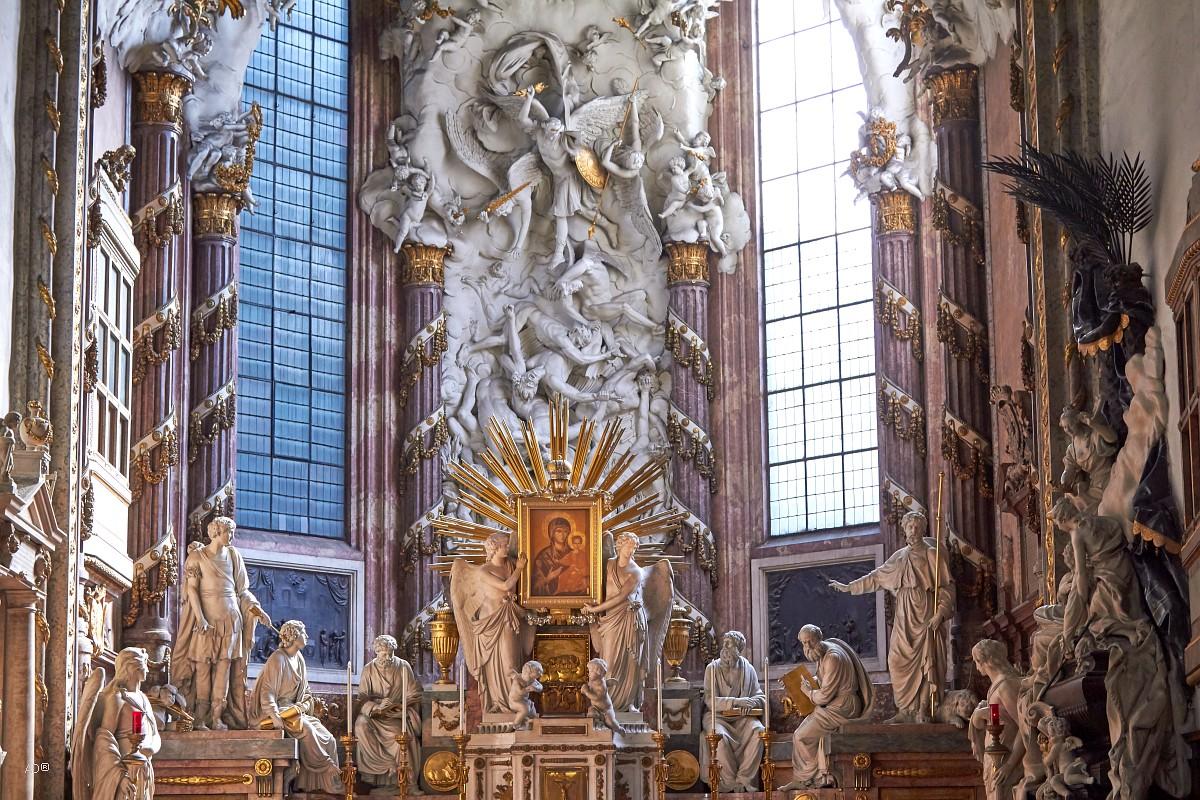 Вена, церкви - Церковь Святого Михаила