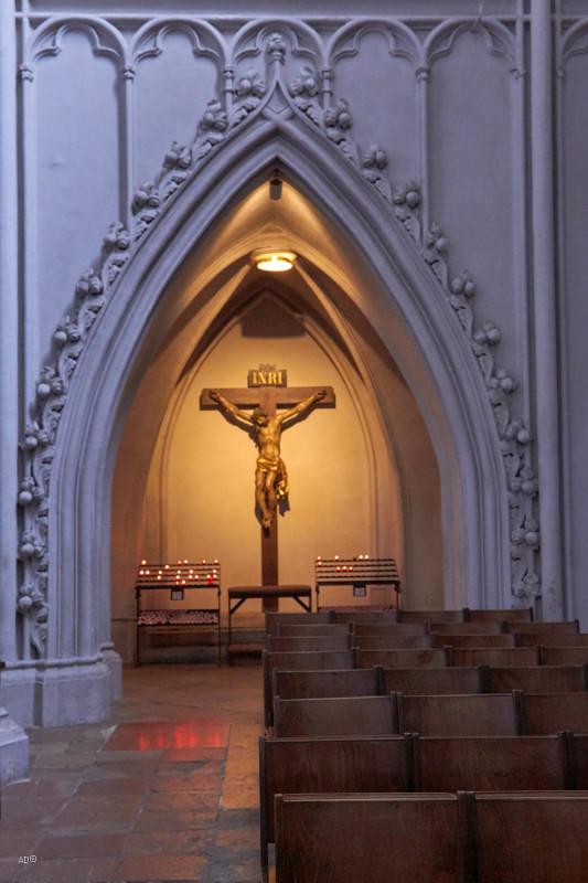 Вена, церкви - Церковь Святого Августина