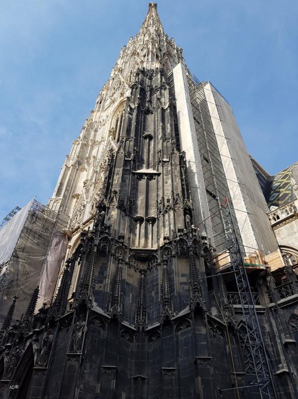 Вена, церкви - Собор Святого Стефана и Троицкий собор