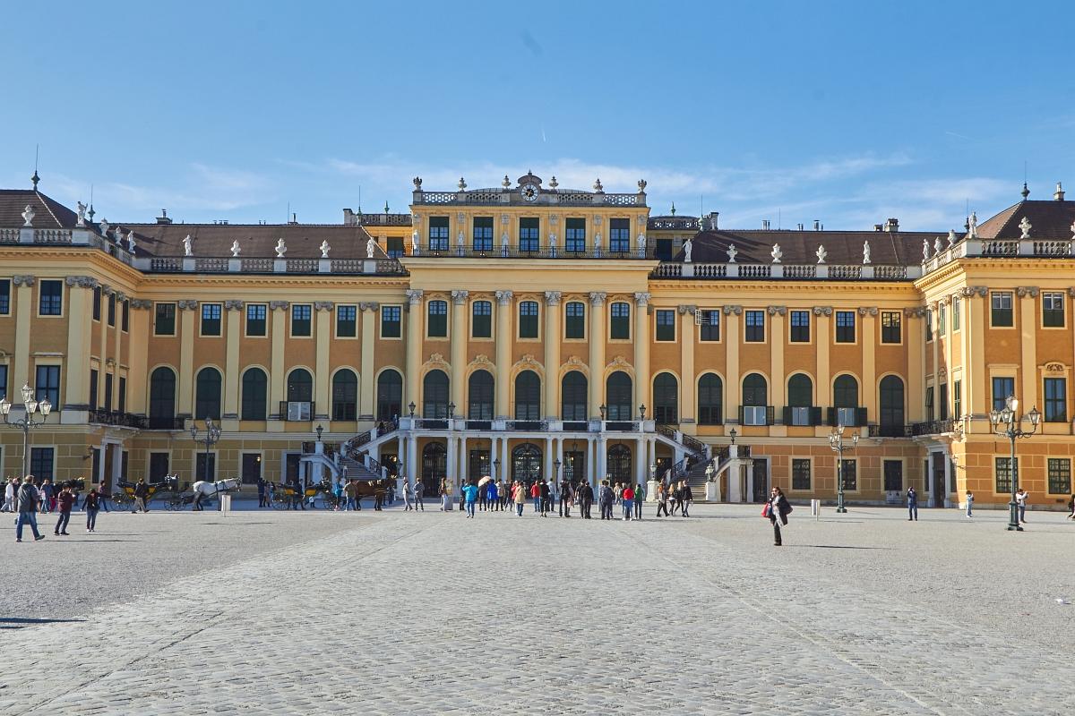 Вена - Шёнбрунн