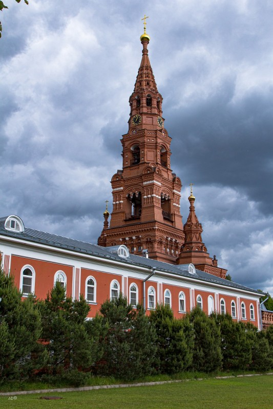 Гефсиманский Черниговский Скит в Сергиевом Посаде