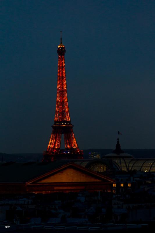 Париж 2018 - Виды с Галереи Лафайет