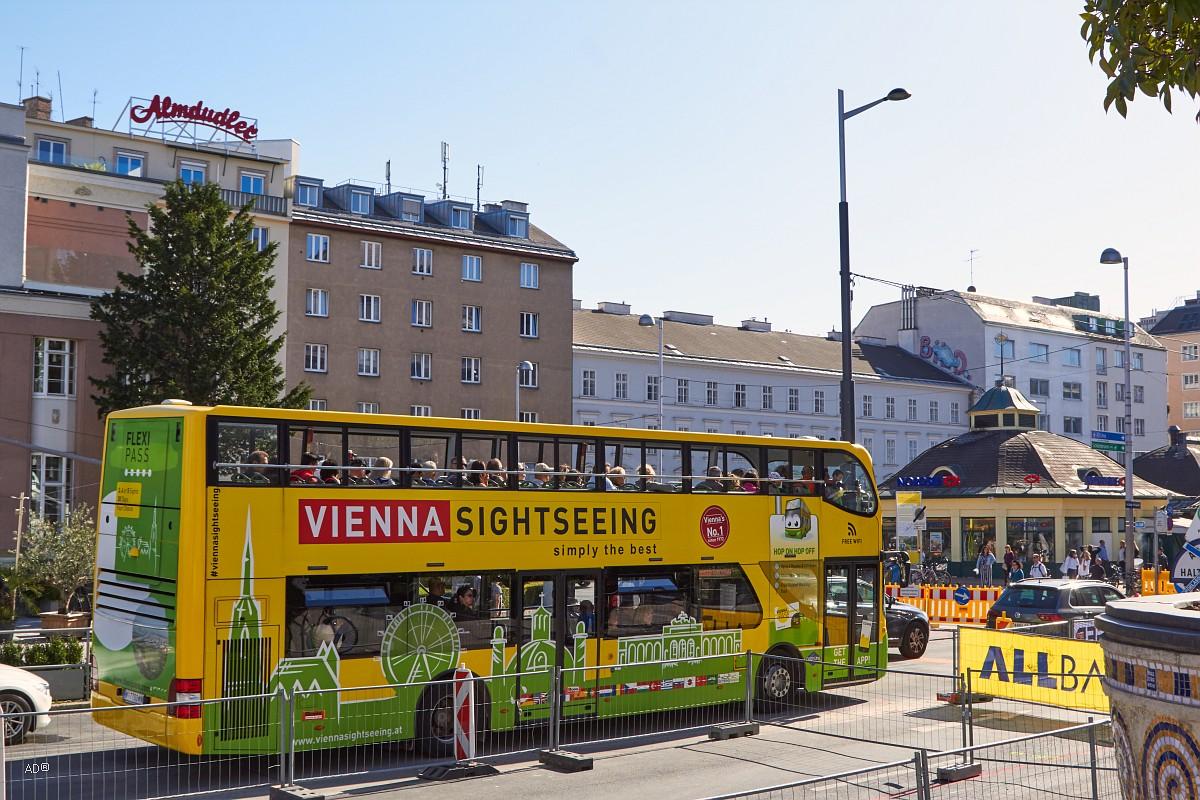 Вена 2019 - День первый