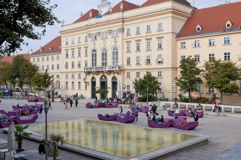 Вена 2019 - Музейный квартал
