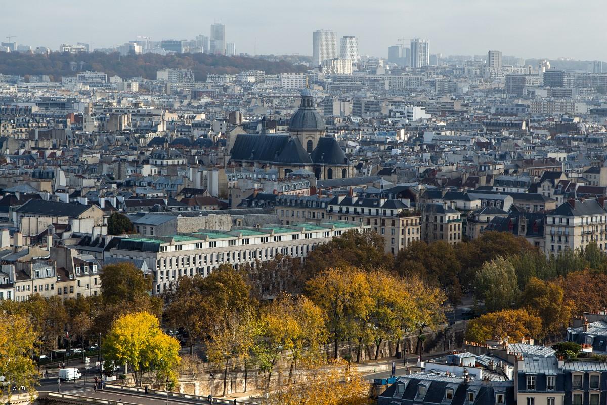 Париж 2018 - Нотр-Дам