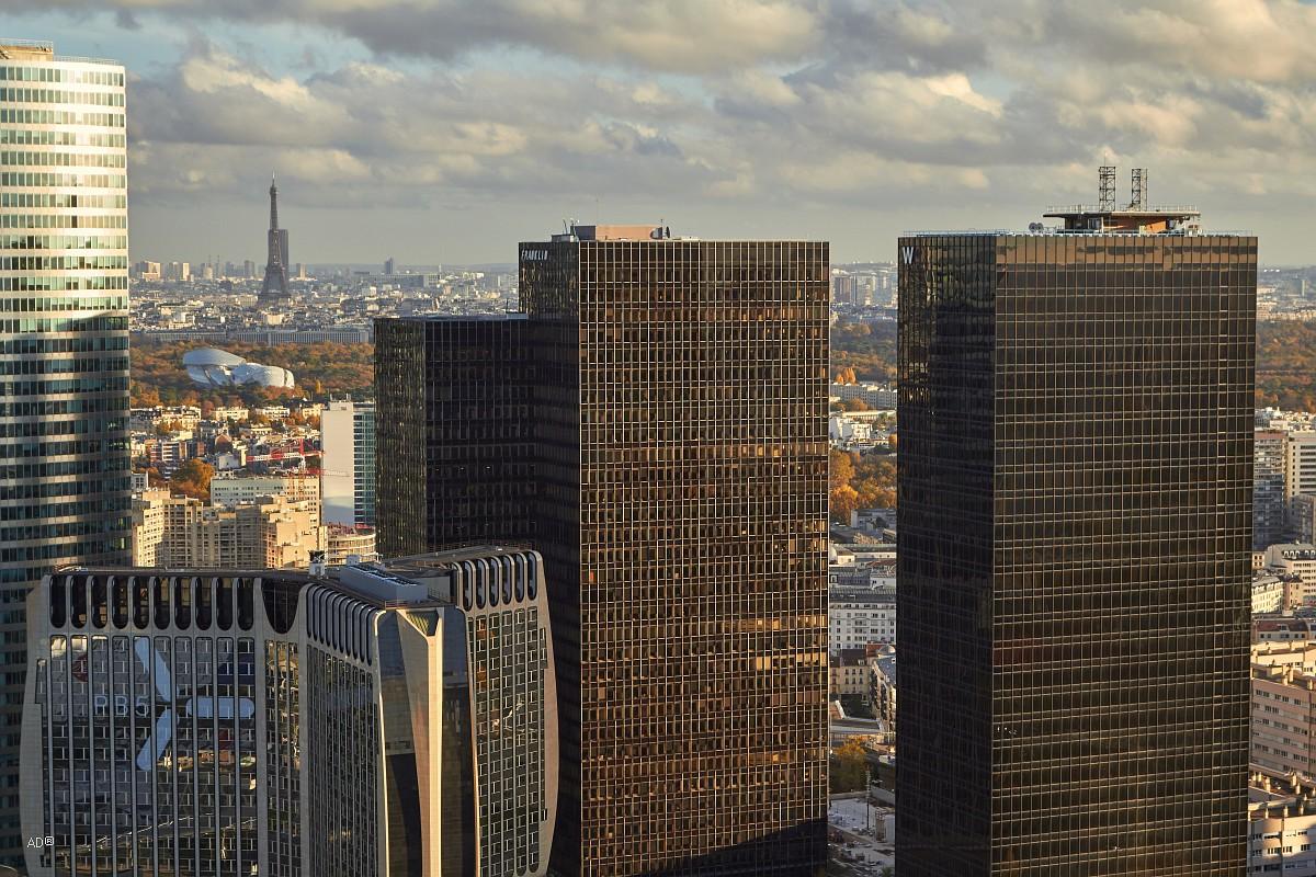 Париж 2018 - Ла-Дефанс