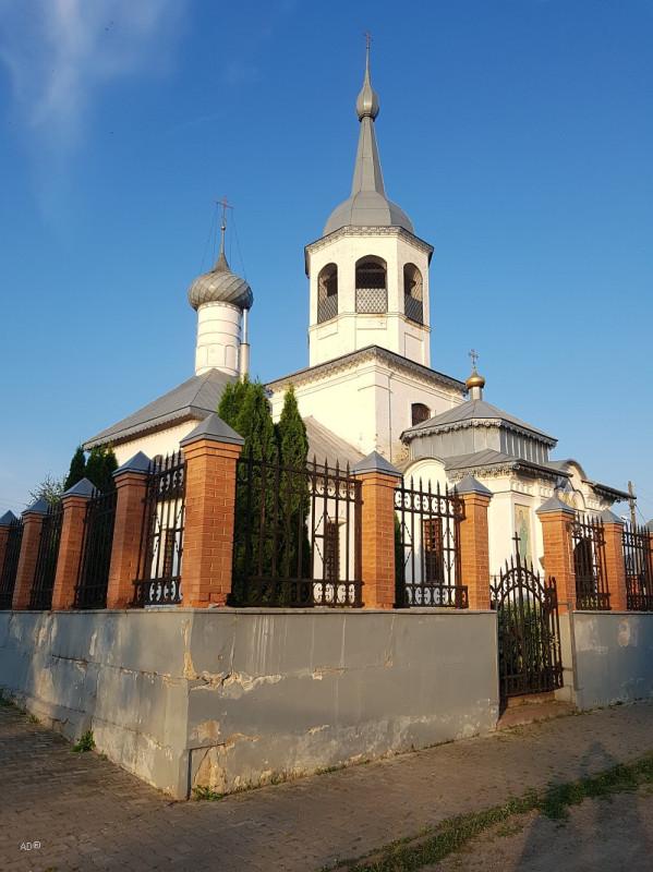 МОНАСТЫРЬ РОЖДЕСТВА БОГОРОДИЦЫ в Ростове