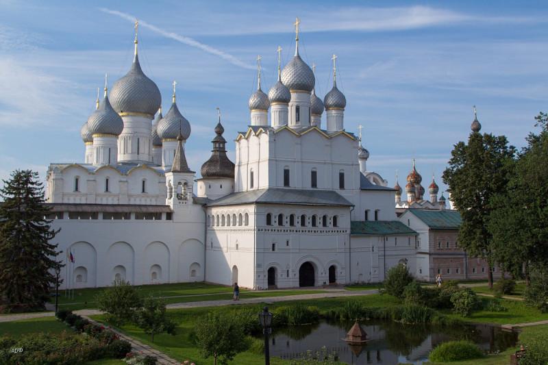 Ростовский кремль - День первый