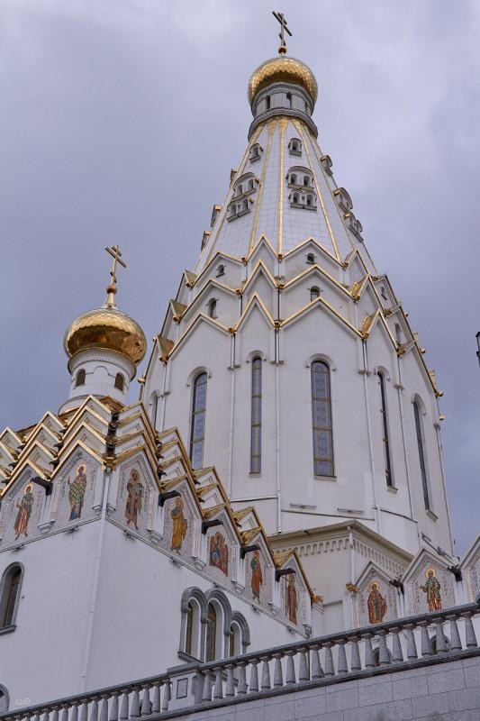 Минск - Храм-памятник в честь Всех Святых