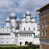 Ростов - На стенах Ростовского кремля
