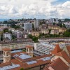 Женева - Лозанна, Виды с Кафедрального собора Лозанны