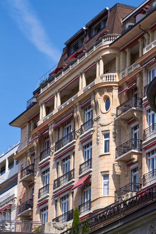 Женева - Лозанна